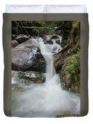 the Rock Falls Duvet Cover