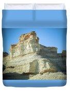 The Rock Duvet Cover