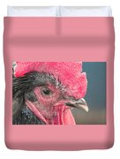 The Rooster Duvet Cover