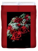 The Rose Duvet Cover