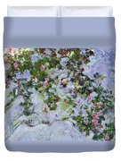 The Roses Duvet Cover