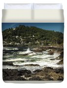 The Rugged Beauty Of The Oregon Coast - 1 Duvet Cover