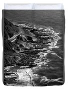The Rugged Beauty Of The Oregon Coast - 4  Duvet Cover