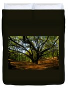The Sacred Oak Duvet Cover by David Lee Thompson