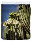 The Saguaro Cactus  Duvet Cover