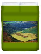 The Sally Gap Wicklow Duvet Cover