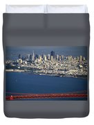 The San Francisco Zoo Duvet Cover
