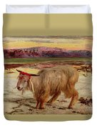 The Scapegoat Duvet Cover