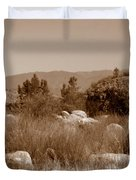 The Scenic Route Duvet Cover
