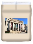 The Schermerhorn Symphony Center Duvet Cover
