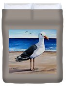 The Sea Gull Duvet Cover