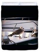 The Seagull Duvet Cover