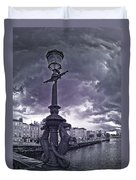 The Seahorses 2 Duvet Cover