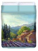 the Season Provence Duvet Cover