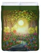 The Secret Garden Duvet Cover