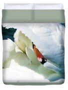 The Seductive Swan Duvet Cover
