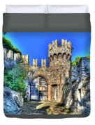 The Senator Castle - Il Castello Del Senatore Duvet Cover