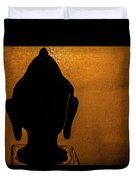 The Serene Buddha  Duvet Cover