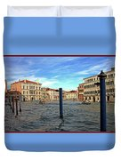 The Serene City Duvet Cover