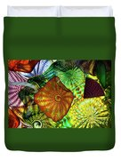 The Shape Of Color 5 Duvet Cover