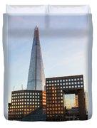 The Shard 1 Duvet Cover