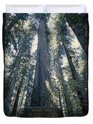 The Shenandoah National Forest Duvet Cover