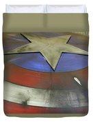 The Shield Duvet Cover