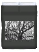 The Silver Tree Duvet Cover