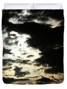 The Sky Speaks Duvet Cover