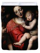 The Sleeping Christ Duvet Cover