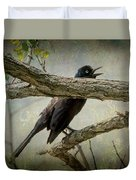 The Song Of Nature Duvet Cover