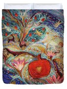 The Song Of Songs. Night Duvet Cover
