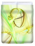 The Song Of The Sun Duvet Cover