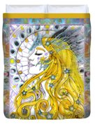 The Soothsayer Duvet Cover