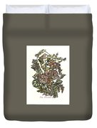 The Soul Of Wildflowers Duvet Cover