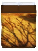 The Soundlessness Of Nature Duvet Cover
