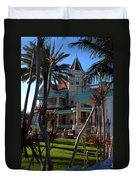 The Southernmost Hotel  Duvet Cover