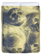 The Spiders Torture Chamber Duvet Cover