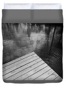 The Spirits Of Kripplebush Pond Duvet Cover