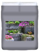 The Stone Planters Duvet Cover
