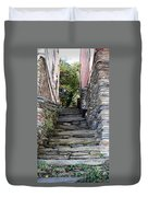 The Stone Stairs Duvet Cover