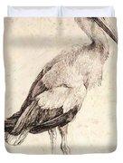 The Stork 1515 Duvet Cover