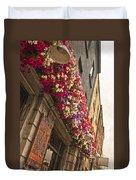 The Street Lamps Duvet Cover