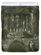 Tarelkin's Death Duvet Cover