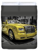 The Sun Of Rodeo Duvet Cover