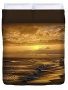 The Sun Will Return Duvet Cover