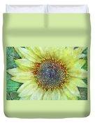 The Sunflower Duvet Cover