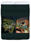 The Surreal Bridge Duvet Cover