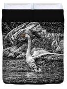 The Swan Duvet Cover