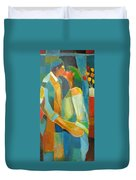 The Sweet Kiss Duvet Cover